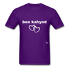 Be Kind T-Shirt - purple