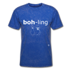 Bowling T-Shirt - mineral royal