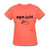 Angel T-Shirt - heather coral