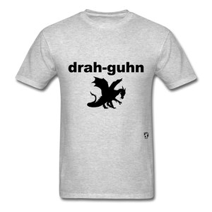 Dragon T-Shirt - heather gray