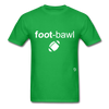 Football T-Shirt - bright green