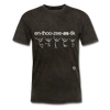 Enthusiastic T-Shirt - mineral black