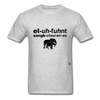Elephant Sanctuary T-Shirt - heather gray