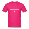 Influencer T-Shirt - fuchsia
