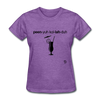 Pina Colada T-Shirt - purple heather