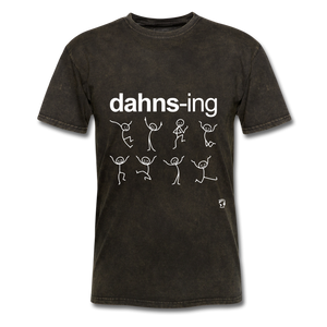 Dancing Shirt - mineral black