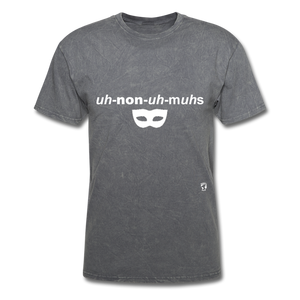 Anonymous T-Shirt - mineral charcoal gray