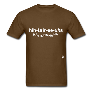 Hilarious T-Shirt - brown