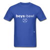 Baseball T-Shirt - royal blue