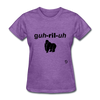 Gorilla T-Shirt - purple heather