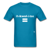 Equality T-Shirt - turquoise