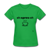Espresso T-Shirt - bright green