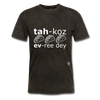 Tacos Every Day T-Shirt - mineral black