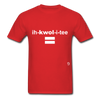 Equality T-Shirt - red