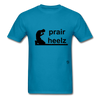 Prayer Heals T-Shirt - turquoise