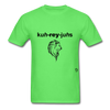Courageous T-Shirt - kiwi