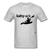 Kayak T-Shirt - heather gray