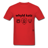 Wild Cats T-Shirt - red