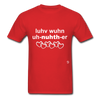 Love One Another T-Shirt - red