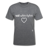 Valentine T-Shirt - mineral charcoal gray