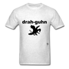 Dragon T-Shirt - light heather grey