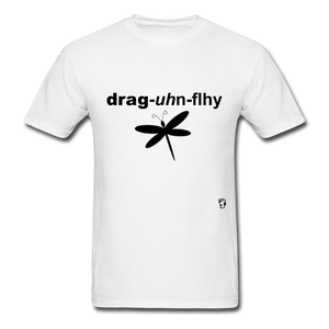 Dragonfly T-Shirt - white