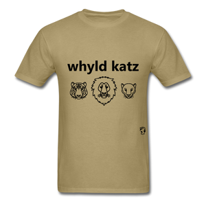 Wild Cats T-Shirt - khaki