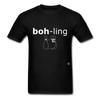 Bowling T-Shirt - black