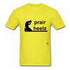 Prayer Heals T-Shirt - yellow