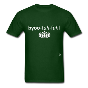 Beautiful T-Shirt - forest green