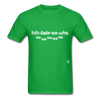 Hilarious T-Shirt - bright green