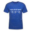 Save the Bees T-Shirt - mineral royal