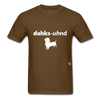 Dachshund T-Shirt - brown