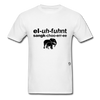 Elephant Sanctuary T-Shirt - white