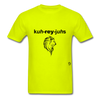 Courageous T-Shirt - safety green