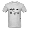 Wild Cats T-Shirt - heather gray