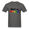 Not a Phase T-Shirt - charcoal