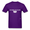Anonymous T-Shirt - purple