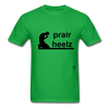 Prayer Heals T-Shirt - bright green