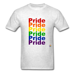Pride T-Shirt - light heather grey