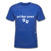 Prefer Paws T-Shirt - mineral royal
