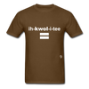 Equality T-Shirt - brown