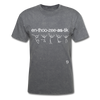 Enthusiastic T-Shirt - mineral charcoal gray