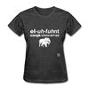 Elephant Sanctuary T-Shirt - heather black