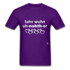Love One Another T-Shirt - purple