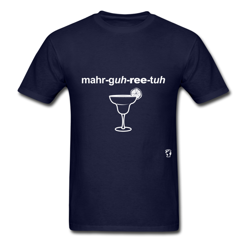 Margarita T-Shirt - navy