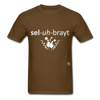 Celebrate T-Shirt - brown