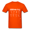 Dancing Shirt - orange