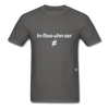 Influencer T-Shirt - charcoal