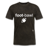 Football T-Shirt - mineral black